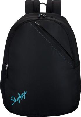 Wildcraft Zeal 17 L Backpack(Black)
