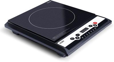 GLEN SA-3070 Induction Cooktop(Black, Push Button)