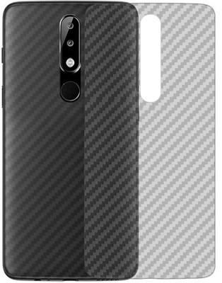 Karpine Back Screen Guard for Nokia 5.1 Plus(Pack of 1)