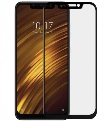 DPROQ Edge To Edge Tempered Glass for OPPO A1K (PACK OF 2)(Pack of 1)