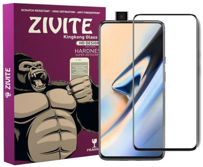ZIVITE Edge To Edge Tempered Glass for Samsung Galaxy A30, Samsung Galaxy A50, Samsung Galaxy M30, Samsung Galaxy M20(Pack of 1)