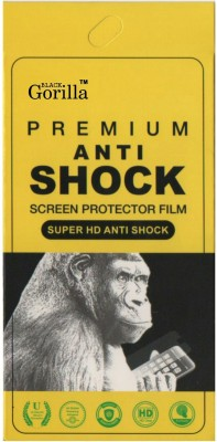 BLACK GORILLA Impossible Screen Guard for Comio X1(Pack of 1)