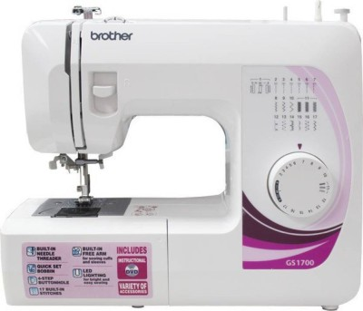 Brother GS1700 Electric Sewing Machine( Built-in Stitches 17)