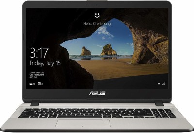 Asus Vivobook Core i5 8th Gen    8  GB/256  GB SSD/Windows 10  X507UF   EJ102T Laptop 15.6 inch, Icicle Gold