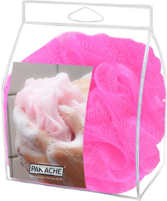Panache Loofah Pink
