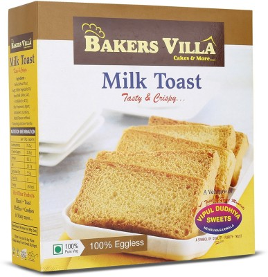 Vipul Dudhiya Milk Toast Sweets flavored Milk Rusk(200 g)