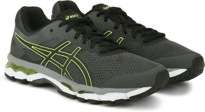 Asics Gel-Superion 2 Running Shoe For Men(Olive, Grey) at flipkart