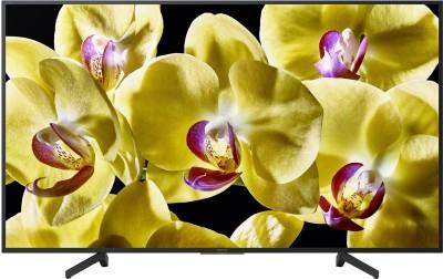 Sony Bravia X8000G 189cm (75 inch) Ultra HD (4K) LED Smart Android TV(KD-75X8000G) at flipkart