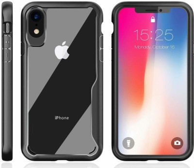 CELLCAMPUS Back Cover for Apple iPhone XR, Apple XR, Apple iPhone XR(Black, Grip Case)