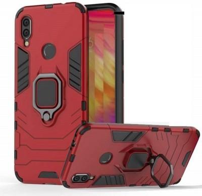 Flipkart SmartBuy Back Cover for Mi Redmi Note 7, Mi Redmi Note 7 Pro, Mi Redmi Note 7S(Red, Flexible)