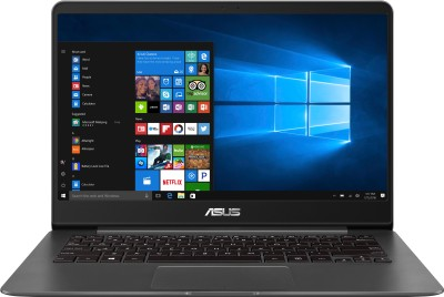 Asus ZenBook Core i5 8th Gen - (8 GB/256 GB SSD/Windows 10 Home) UX430UA-GV307T Thin and Light Laptop(14 inch, Grey...
