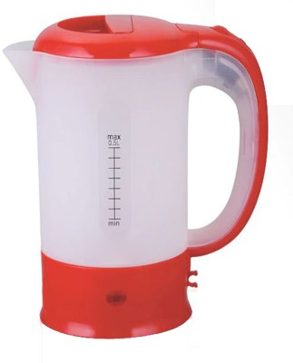 CHOICE TRAVEL KETTLE Electric Kettle(0.75 L, Red, White)