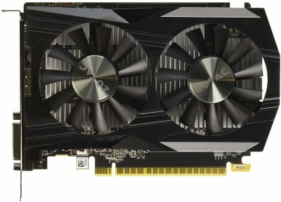 ZOTAC NVIDIA Geforce GTX 1050 Ti 4 GB GDDR5 Graphics Card