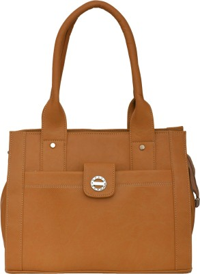 FD Fashion Fashionable hand bags Tan Shoulder Bag at flipkart