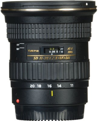 Tokina At-X 11-20mm F/2.8 Pro Dx Nikon  Lens for(Black, 11- 20) at flipkart