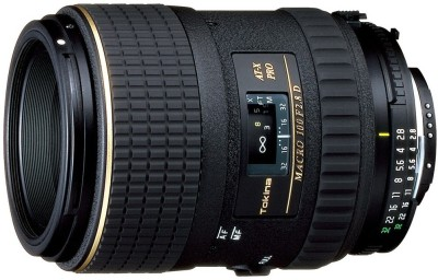 Tokina AT X M100 PRO D AF 100 mm f/2.8 Macro for Nikon Digital SLR Lens