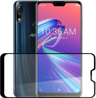 Case Creation Tempered Glass Guard for Asus Zenfone Max Pro M2(Pack of 1)