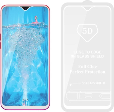 Case Designer Edge To Edge Tempered Glass for Realme 2 Pro(Pack of 1)