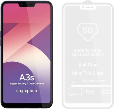 Case Designer Edge To Edge Tempered Glass for Nokia 8.1 2018(Pack of 1)