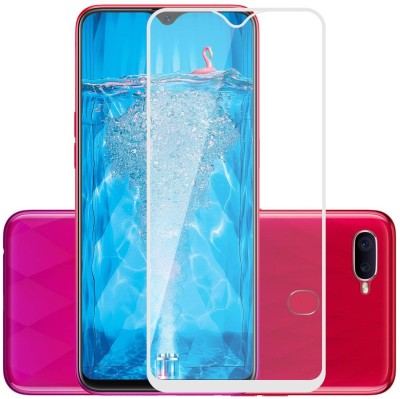 Case Designer Tempered Glass Guard for Realme 2 Pro(Pack of 1)
