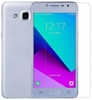 kmPPoWeR Tempered Glass Guard for Samsung J2 Core(Pack of 1)