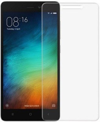 KmP PoWER Tempered Glass Guard for Mi Redmi 3S Prime(Pack of 1)