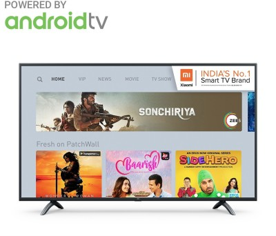 Mi LED Smart TV 4A Pro 108 cm  43  with Android Mi Televisions