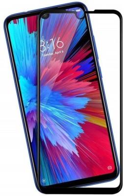 Desirtech Edge To Edge Tempered Glass for Mi Redmi Note 7, Mi Redmi Note 7 Pro, Mi Redmi Note 7S(Pack of 1)