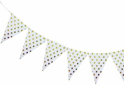 AMFIN AMFIN® Party Banner(8 ft, Pack of 1)