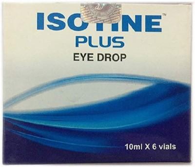 ISOTIN Eye Drops(60 ml)