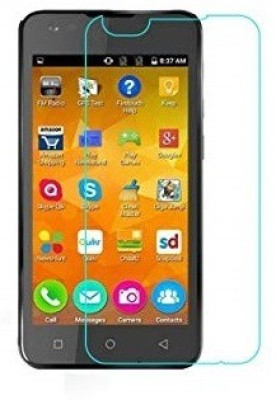 Glasgow Tempered Glass Guard for Micromax Canvas Blaze 4G Plus Q414(Pack of 1)