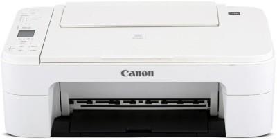 Canon TS3177s Multi-function Wireless Printer(White)