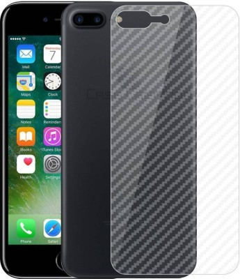 Marshland Back Screen Guard for Apple iPhone 7 Plus, 3D Touch Feel Carbon Fiber, Flexible Anti Scratch Bubble Free(Pack of 1)