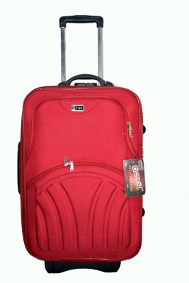 Oster steelsun Expandable  Check-in Luggage - 26 inch(Red)