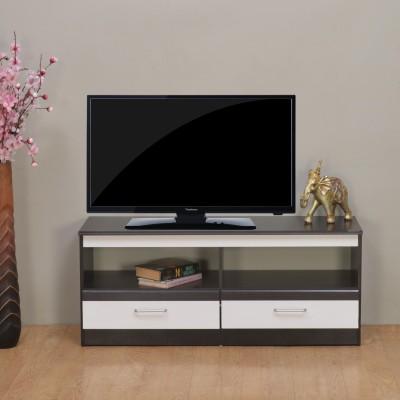 Nilkamal Forrest Engineered Wood TV Entertainment Unit(Finish Color - Wenge and White)