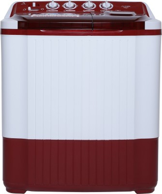 Avoir 7.2 kg Semi Automatic Top Load Washing Machine Red, White(AWMSV72DR)