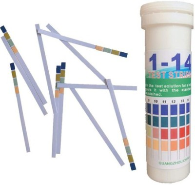 Uniglobal Business pH Test Strips, Universal pH Strips Litmus Paper for Acidic Alkaline Test Ph Test Strip(4.5 - 9)