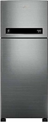 Whirlpool 245 L Frost Free Double Door 2 Star Refrigerator(Arctic Steel, Neo DF258 Roy 2S) at flipkart