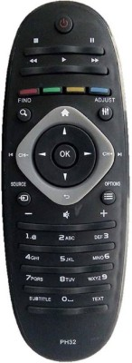 SHREE ASHTAVINAYAK ENTERPRISES Remote Control Compatible Remote Remote Controller(Black)