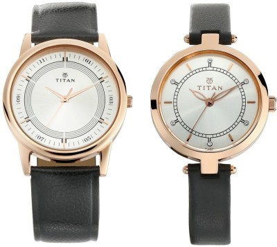 Titan NM17732603WL01 Analog Watch   For Men   Women Titan Wrist Watches