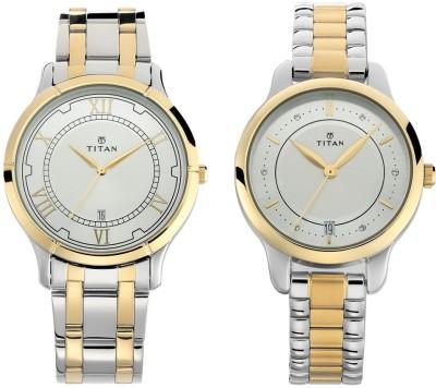 Titan NN17752481BM01 Analog Watch   For Men   Women Titan Wrist Watches