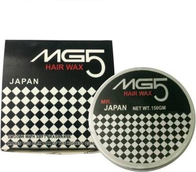 mg5 ORIGINAL JAPAN HAIR WAX-150GM BEST QUALITY EVER Hair Wax(150 g)