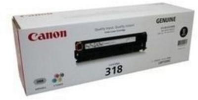Canon Canon CRG 318 B Toner Cartridge Single Color Ink Toner(Black)