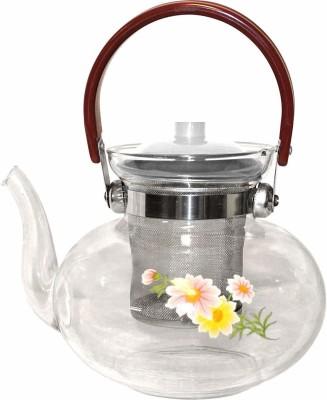 Swadhin Stylish Heat Resistant Glass Kettle Jug Electric Kettle(1.4 L, White)