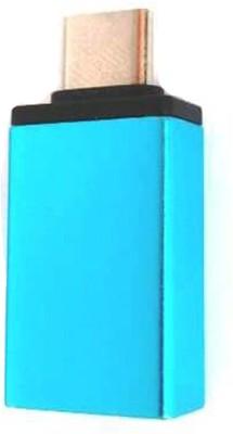 Well Mark USB Type C OTG Adapter(Pack of 1)