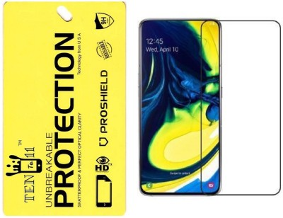 Ten To 11 Impossible Screen Guard for Samsung Galaxy A80(Pack of 1)