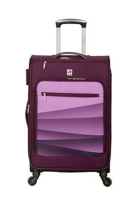 JOURNEY9 STORM 75 PURPLE Expandable Check in Luggage   28 inch JOURNEY9 Suitcases