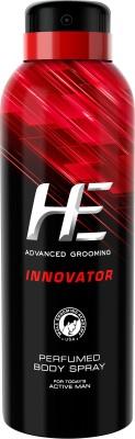 [Buy 3 @ Rs 280] HE Innovator Perfume Body Spray  -  For Men  (150 ml)
