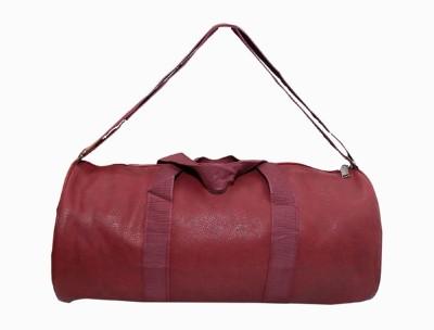 Proera  Expandable  Maroon Travel Duffel Bag Maroon Proera Duffel Bags