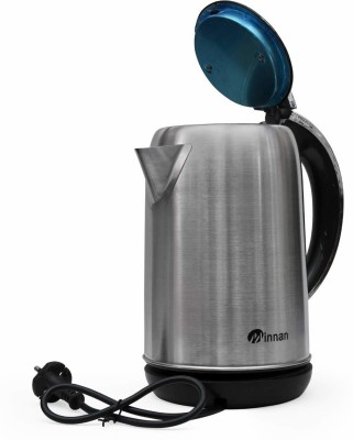 ZINZA ZN-75 Electric Kettle(3 L, Multicolor)
